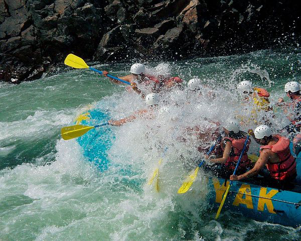 Rafting Adventure, Colombia, Pixabay.com