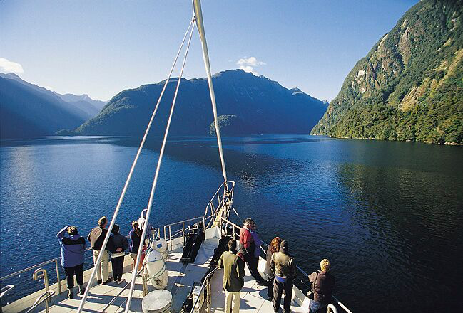Overnight Cruise in Doubtful Sound, New Zealand, Supplier