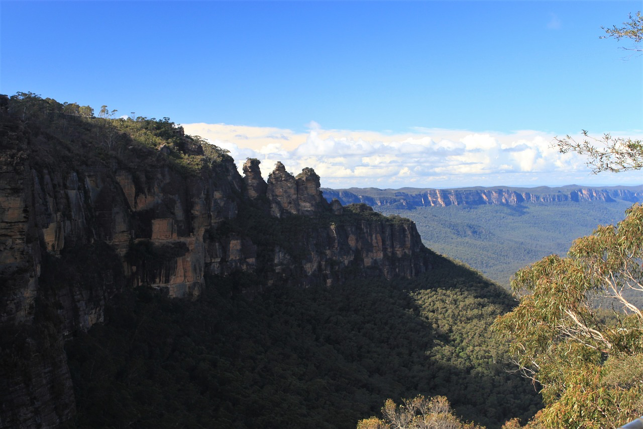 Blue Mountains National Park, Sydney Australia Australia, Pixabay.com