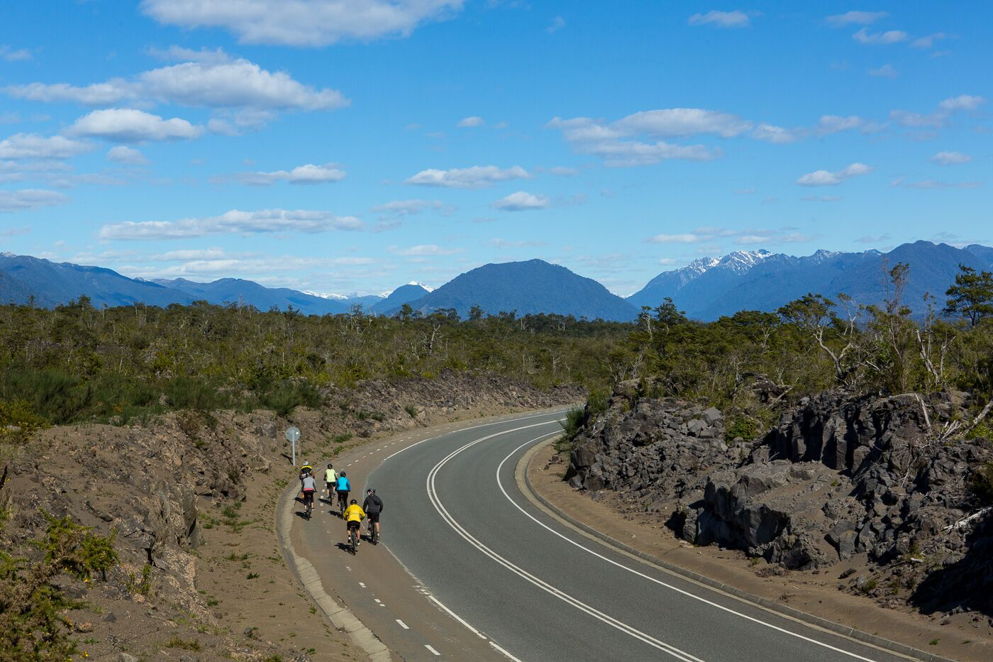 Bicycle Route, Chile, Supplier Photo (Upscape)