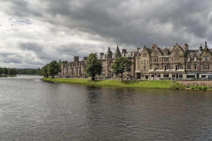 Inverness, Scotland, Uk, Pixabay.com