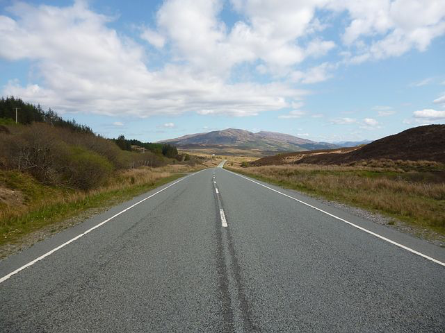 Highlands Cycling, Scotland, Uk, Pixabay.com
