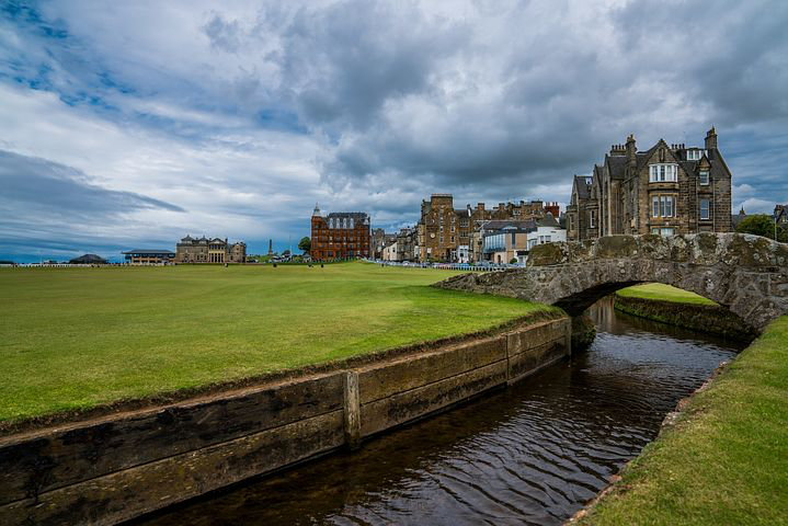 St. Andrew, Scotland, Uk, Pixabay.com