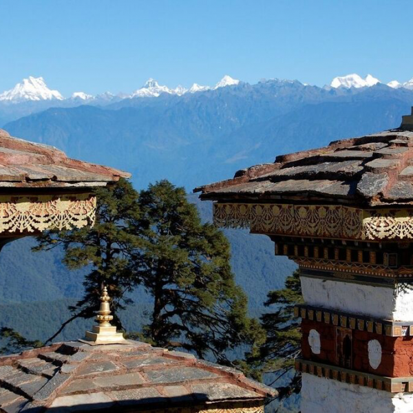 Trekking through Bhutan (12 Days)