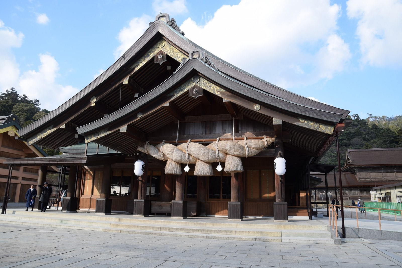 izumo-taisha, Japan, Supplier