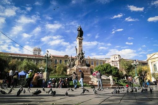 La Paz, Bolivia, Pixabay.com