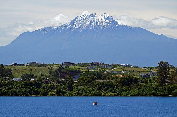 lago llanquihue, Chile