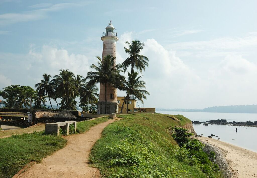 Lighthouse Galle, Sri Lanka India