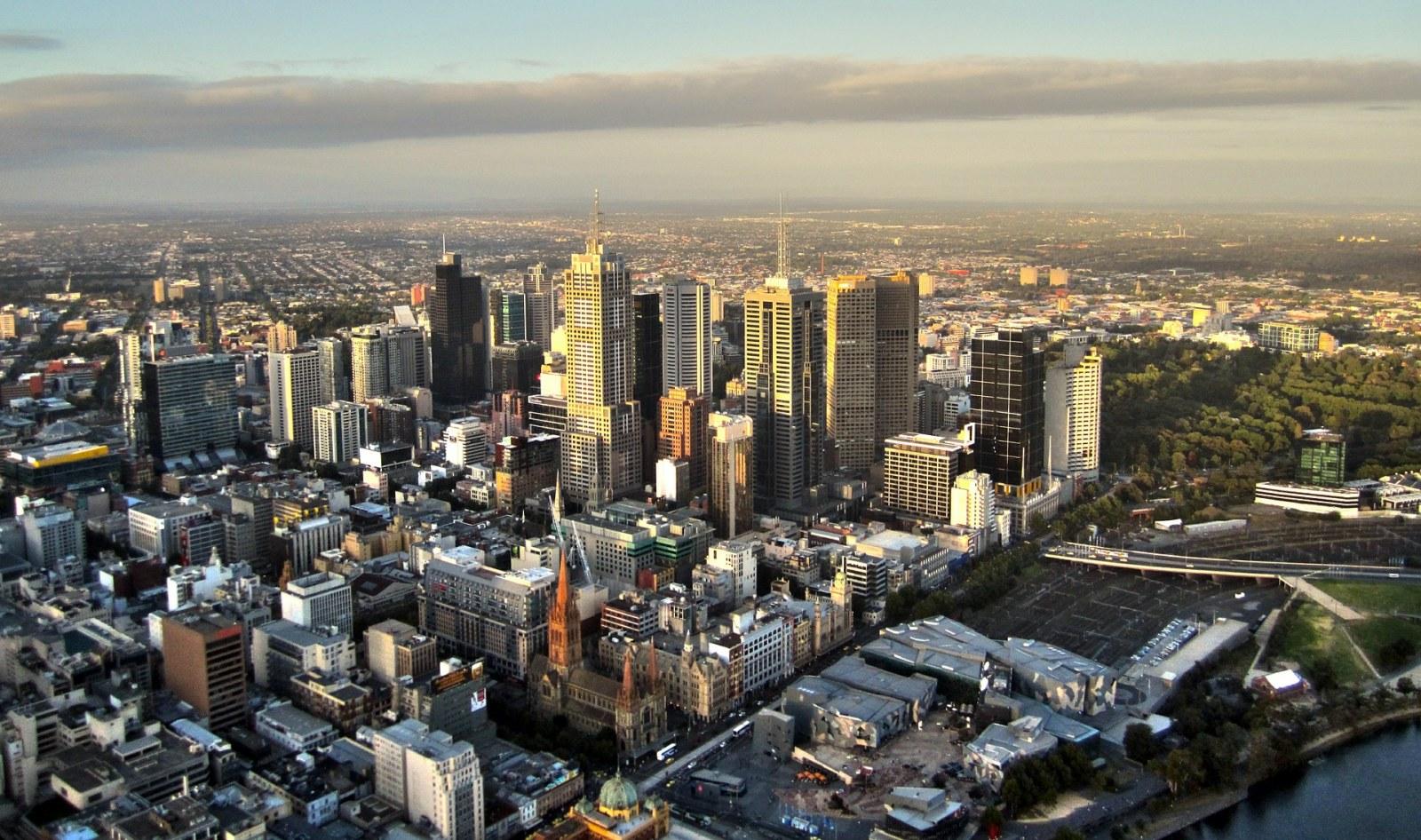 Melbourne, Australia, Pixabay.com