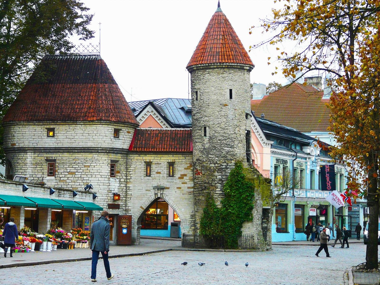 Old Town, Tallinn, Estonia, Pixabay.com