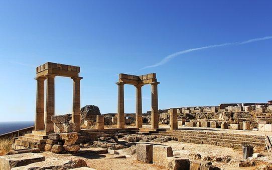 ruins, Olympia, Greece, Pixabay.com