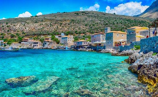 Lakonia, Greece, Pixabay.com