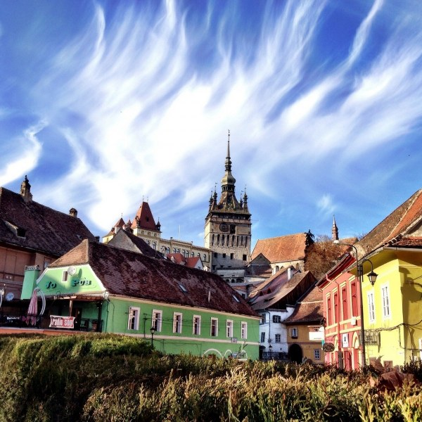 Transylvania's Castles, Mountains & Medieval Towns (8 days)