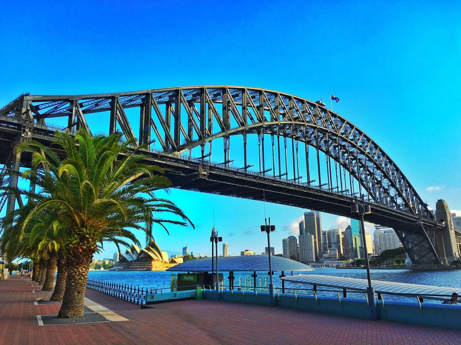 Bridge Climb, Sydney Australia