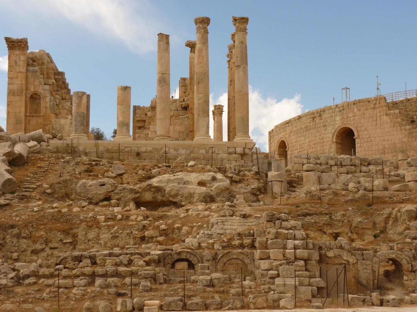 Temple of Artemis, Israel, Pixabay.com