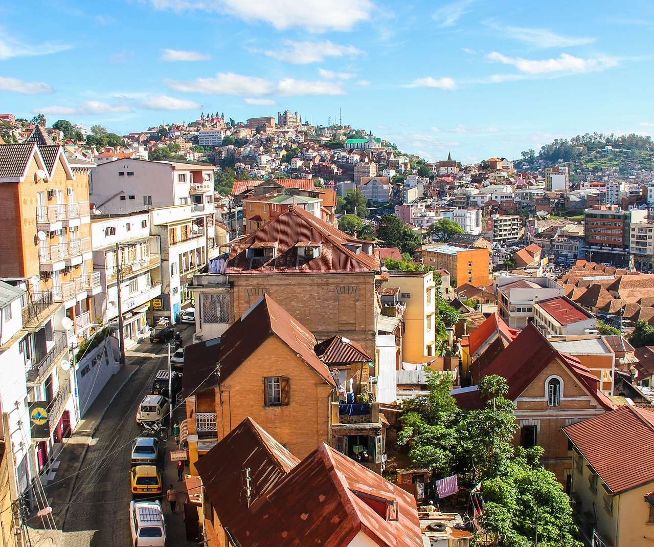 Tana, Madagascar, Africa, Pixabay.com