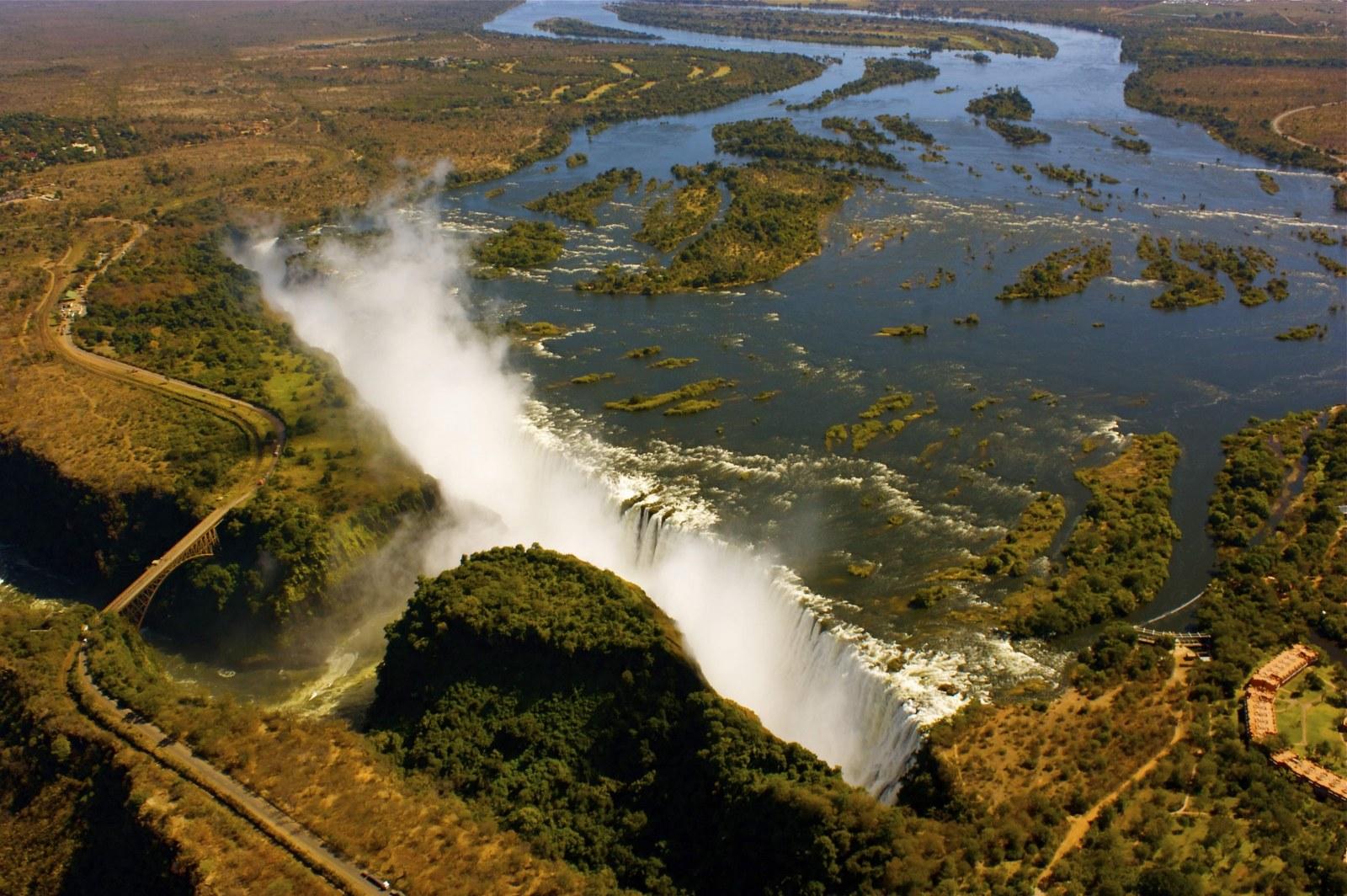 Victoria Falls, Zimbabwe, Africa, Pixabay.com