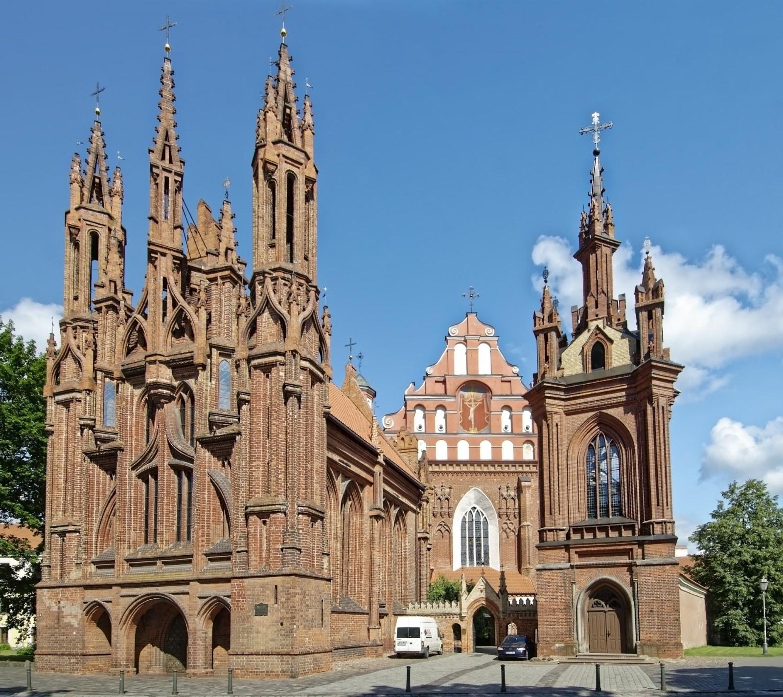 Vilnius, Lithuania, Pixabay.com